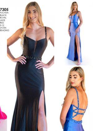 Rachel Allen Prom Dress 7305 Collection