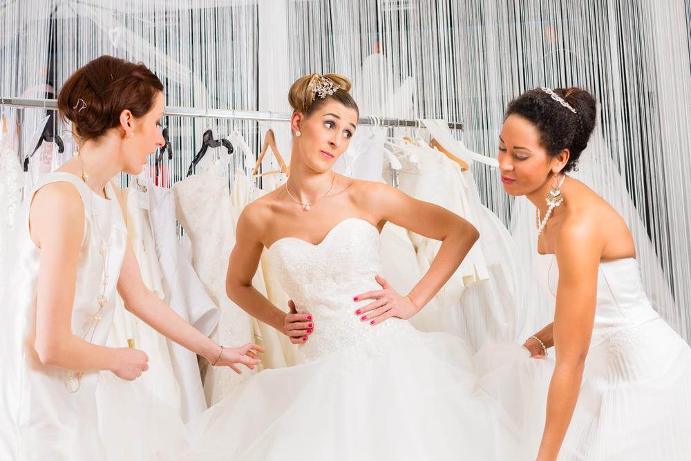 Wedding dress appointment Burslem, Stoke-on-Trent