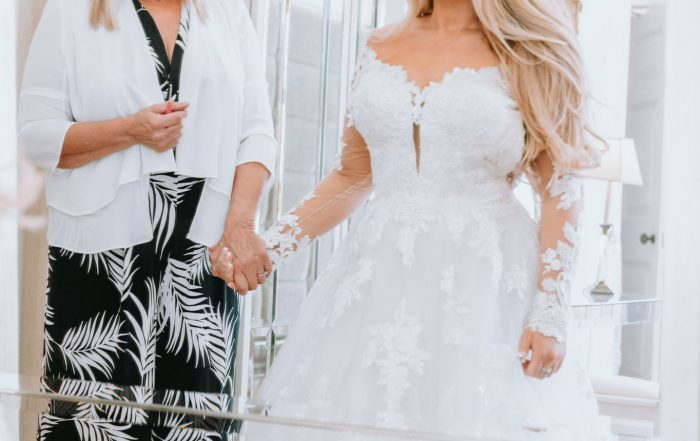 Married at First Sight bride Megan and her mum