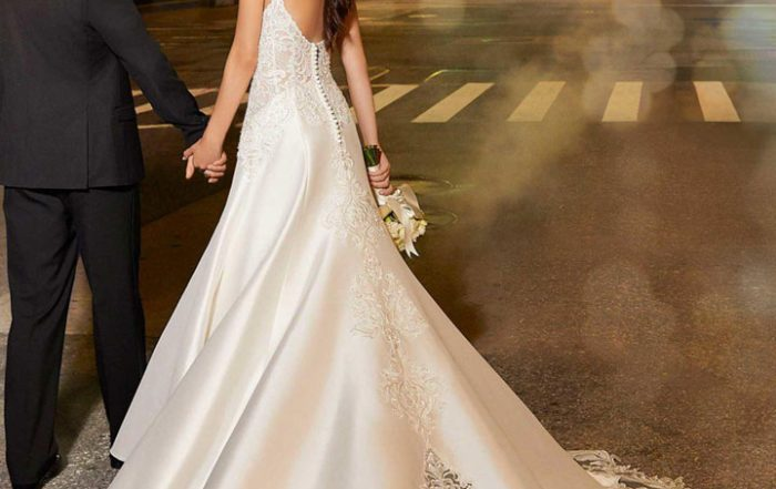Morilee wedding dress that is in the sale